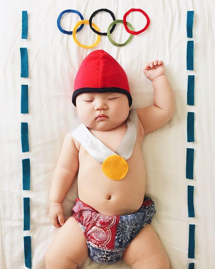 Olimpic Swimmer