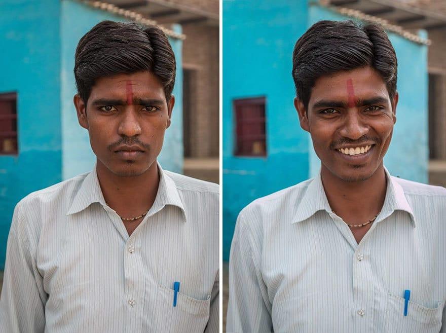 Ral Village, Uttar Pradesh, India