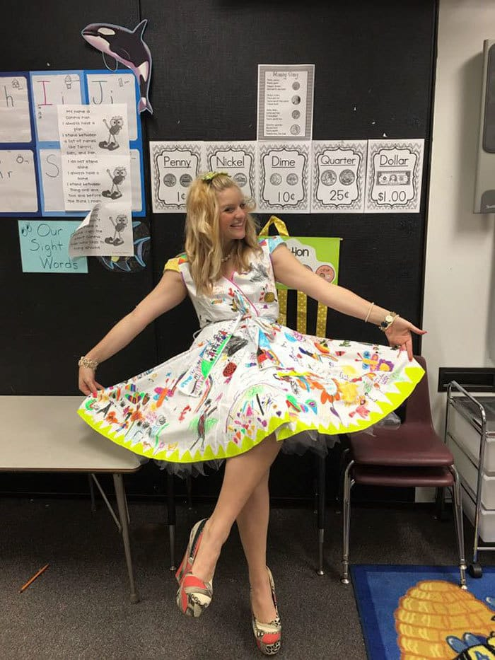 students-doodle-teacher-dress-chris-sharee-castlebury-pat-henry-elementary-4