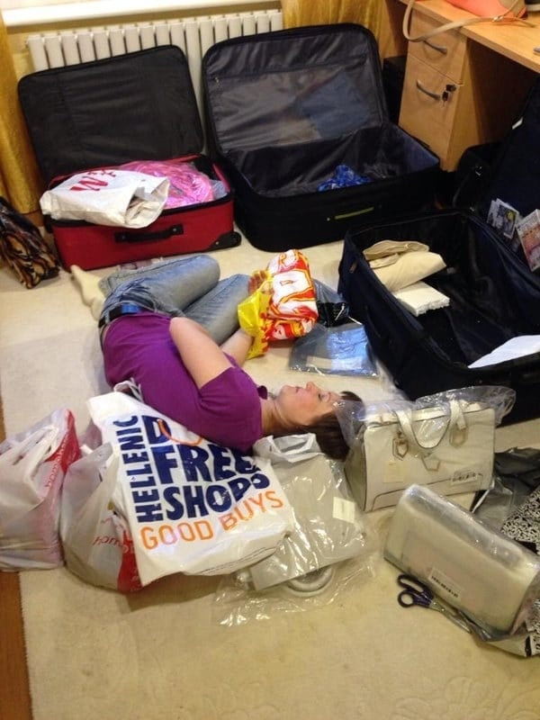 Packing in reality: