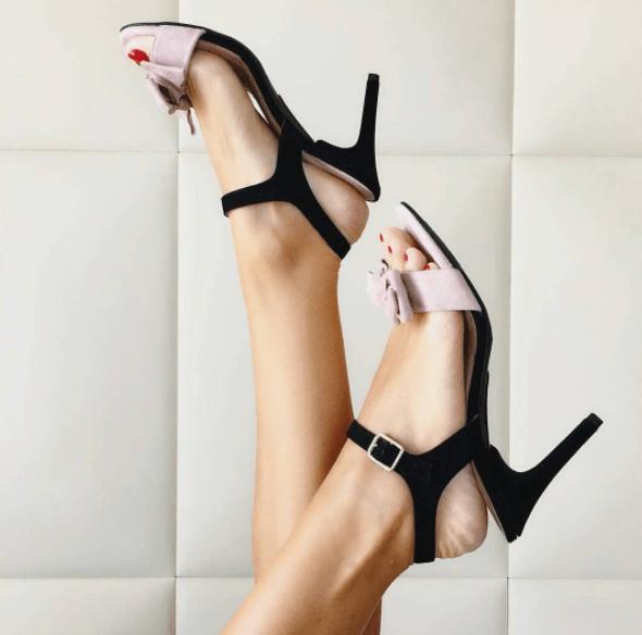 Sadly, these cool AF heels aren