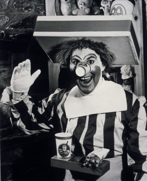 Like a version of Pennywise who brought you fries. Pennyfries.