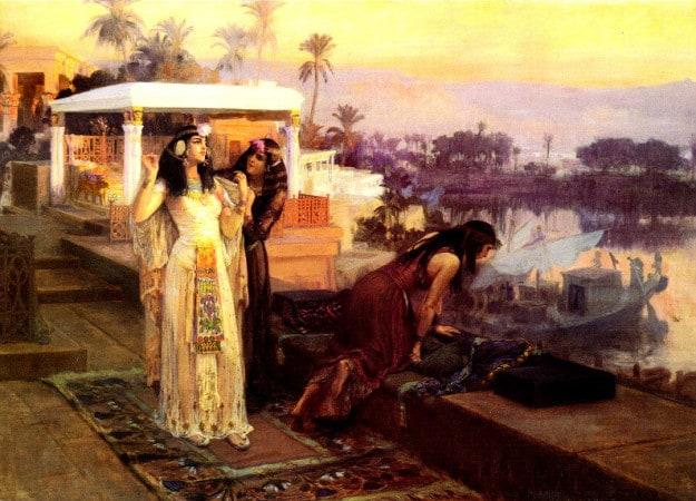 И Клеопатра жила ближе во времени к изобретением iPhone, чем на строительство этих великих пирамид.