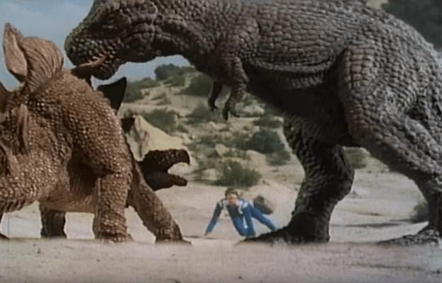 Тираннозавра жил ближе во времени к людям, чем это было до стегозавра.