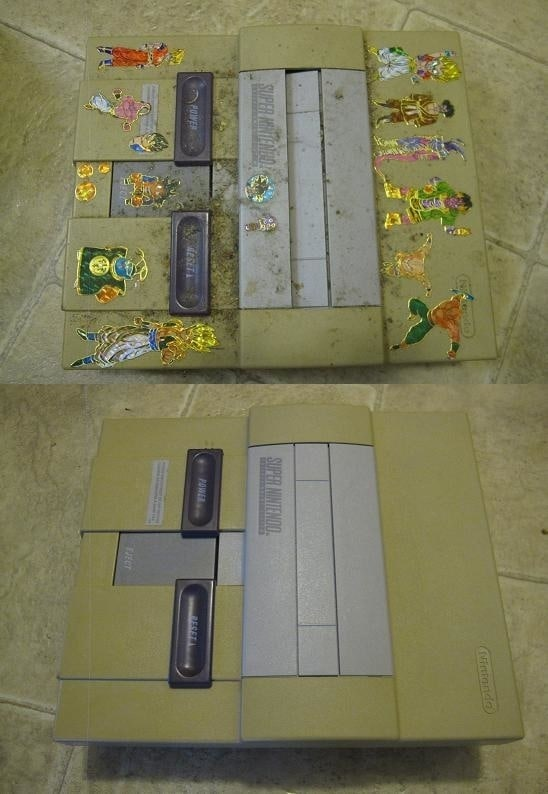 This SNES that finally got to shine.