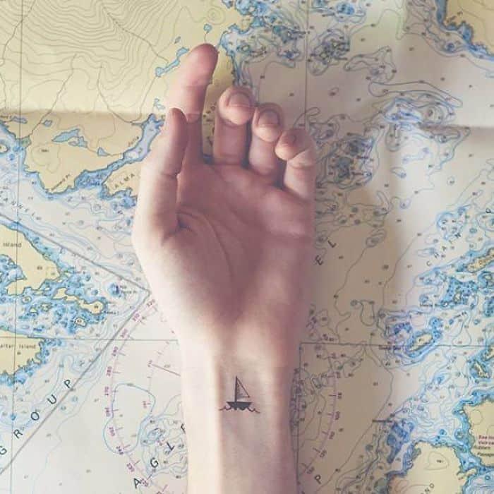 Travel Tattoos