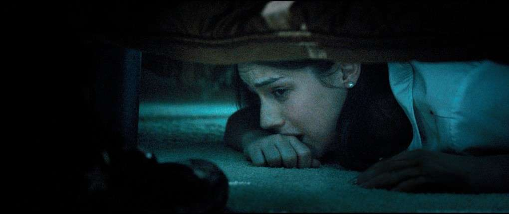 Image result for hiding in the closet in movie