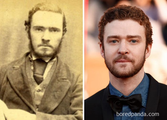 Miner From Liverpool Charles Burns And Justin Timberlake