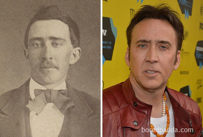 This Tennessee Man From 1870 And Nicolas Cage