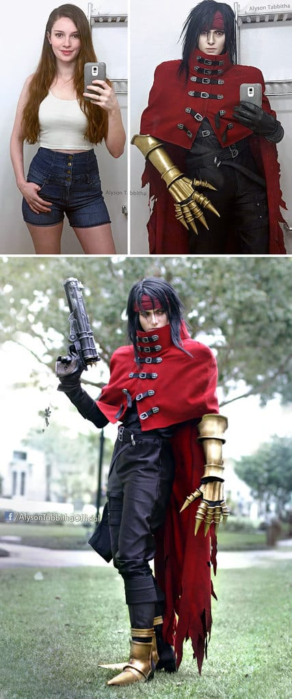 Vincent Valentine From Final Fantasy