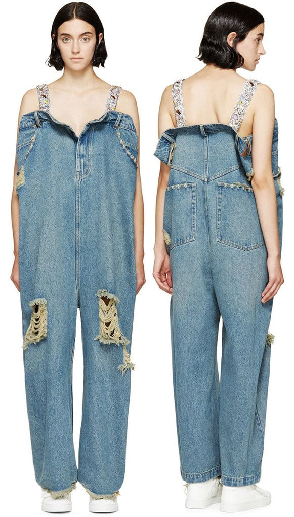 ,425. Oversized Jumpsuit