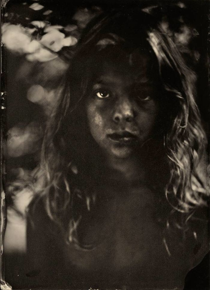 Wet Plate Collodion Photo