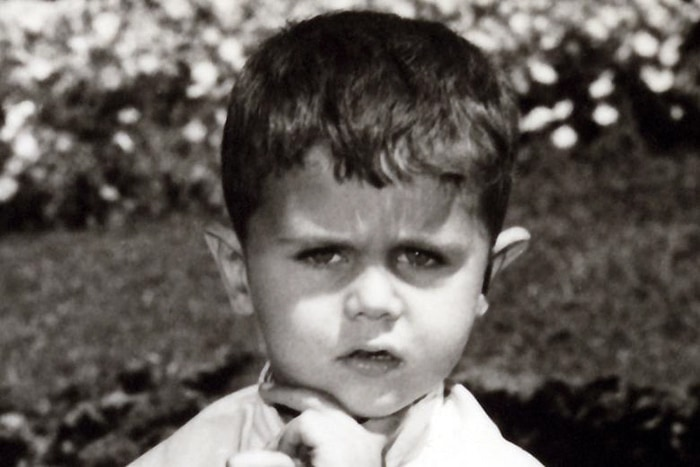 Bashar al-Assad As A Kid, Now The President Of Syria