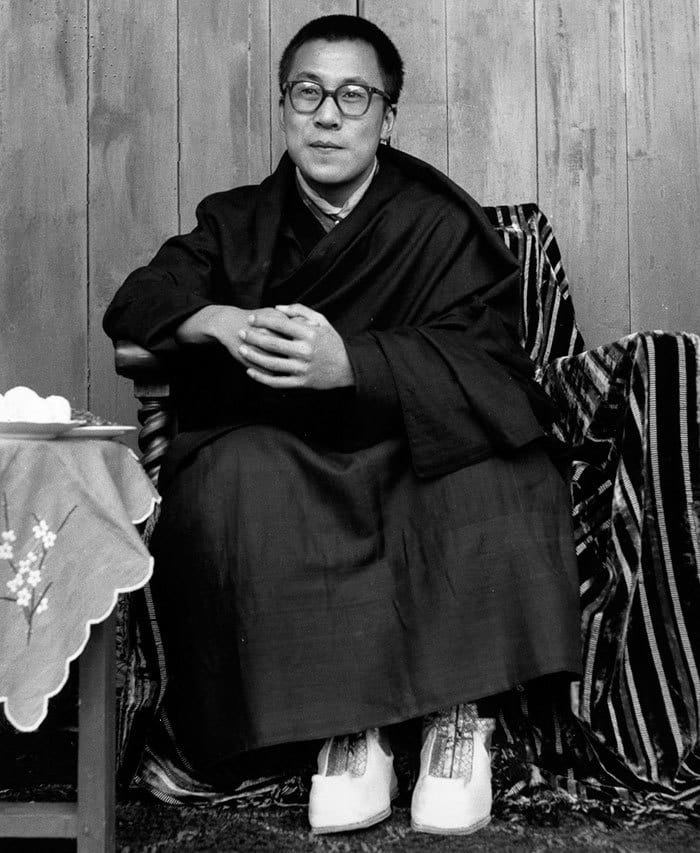 Young 14th Dalai Lama