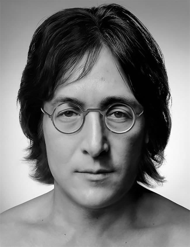 личные джон леннон фото художника думаете, какие