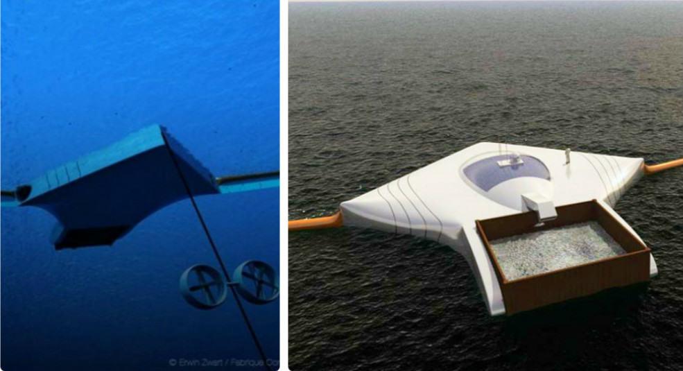 20-летний студент разработал очиститель для мирового океана