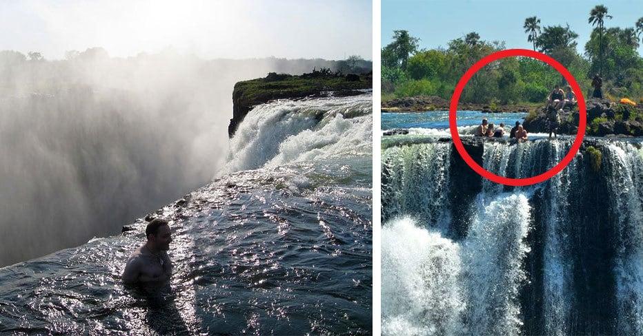 Это самый захватывающий дух природный бассейн в мире