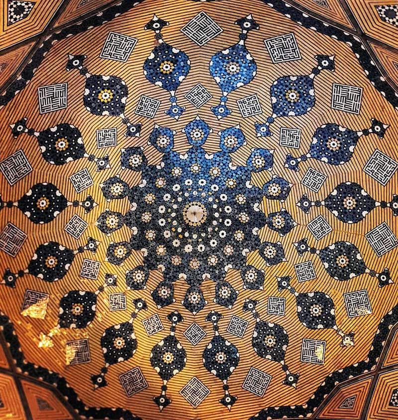 Школа Шаха, Исфахан, Иран иран, красота, мечеть