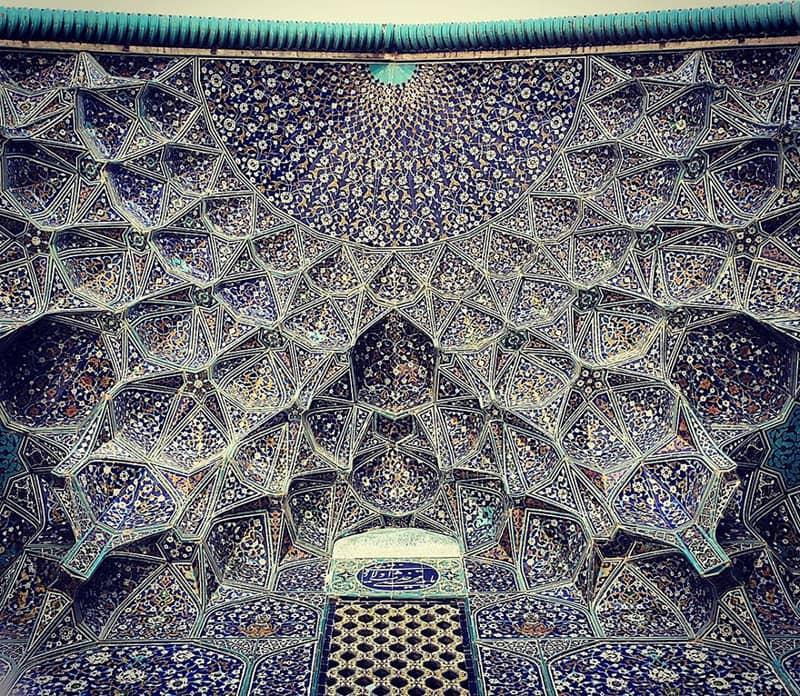 Мечеть шейха Лютфаллы, Исфахан, Иран иран, красота, мечеть