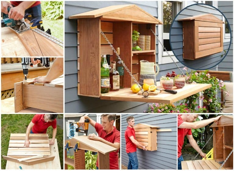 pallet Fold-Down-Murphy-Bar-wonderfuldiy