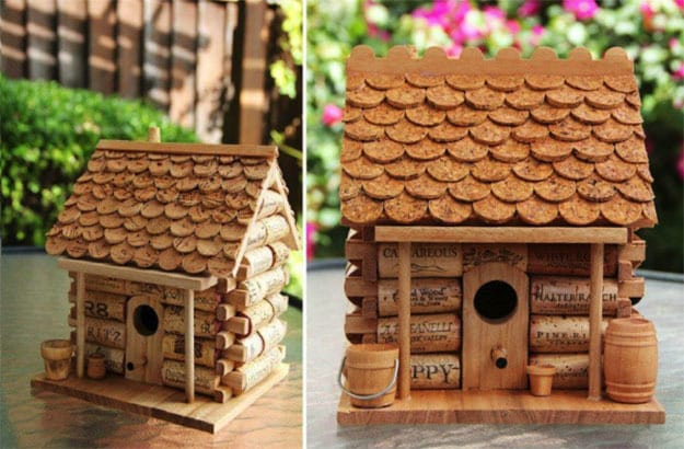 Wine-Cork-DIY-Birdhouse