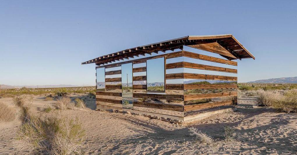 Конструкция этого дома не поддается объяснению, пока не взглянешь поближе