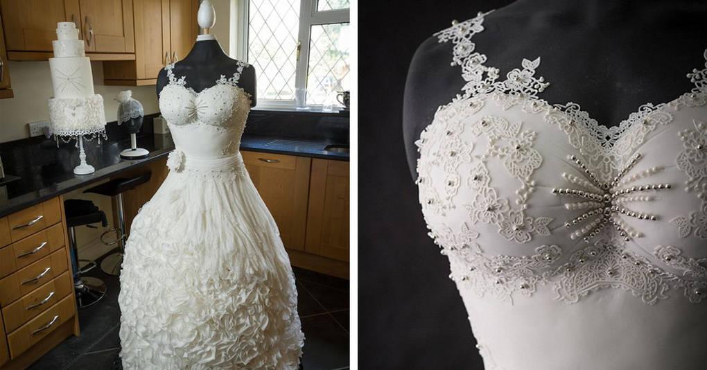 Почему это великолепное свадебное платье не захотела надеть ни одна невеста?