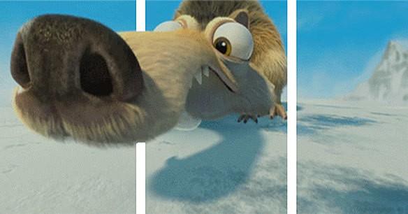 10 реалистичных 3D-анимаций, которые буквально выскакивают из экрана!