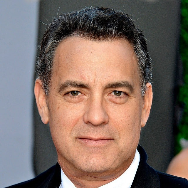 George Clooney mixed with Tom Hanks