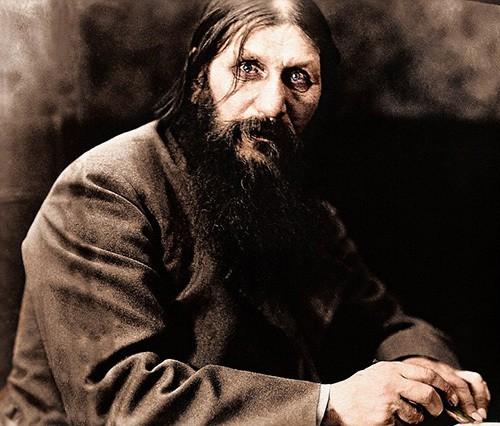 Grigori Rasputin monk