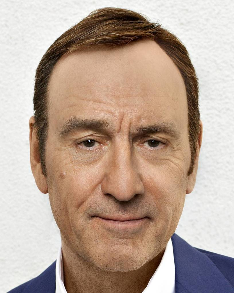 Robert de Niro and Kevin Spacey