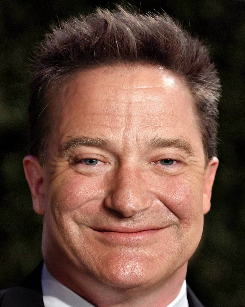 Robin Williams and Brendan Fraser