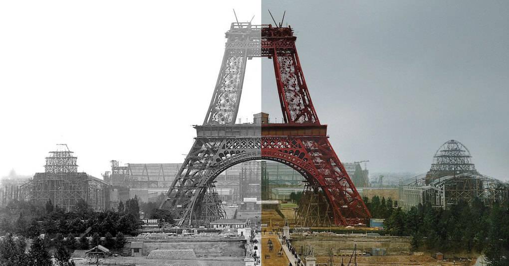 10 фотографий самых известных достопримечательностей на стадии строительства