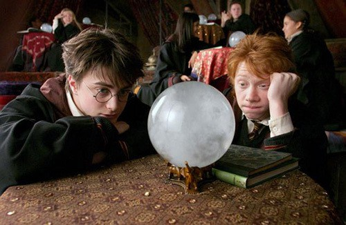 crystal ball Harry Potter