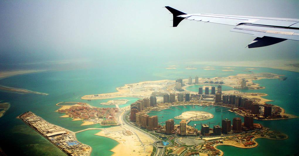 25 восхитительных снимков из иллюминатора самолета