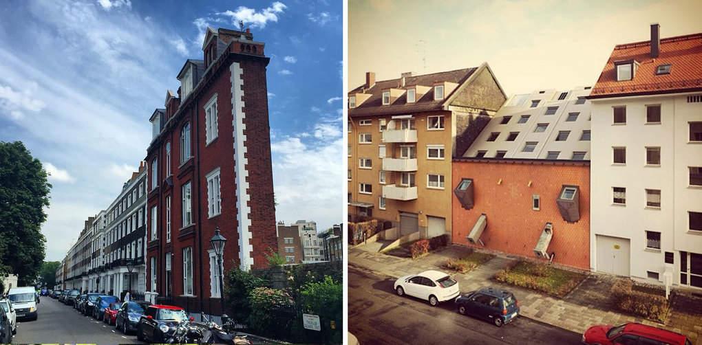 25 фотографий из рубрики: «Архитектор психанул»