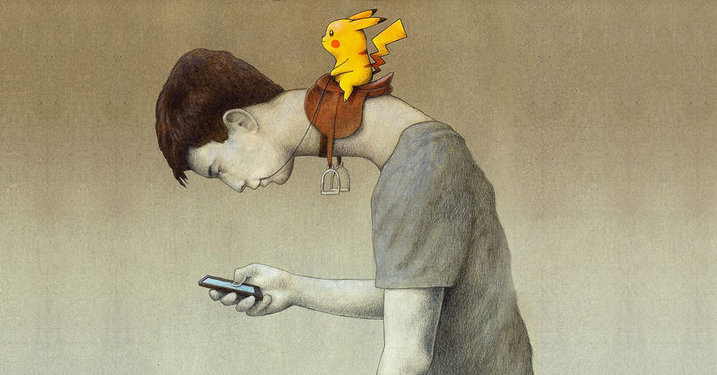 20 злободневных карикатур, подтверждающих, что мир сходит с ума