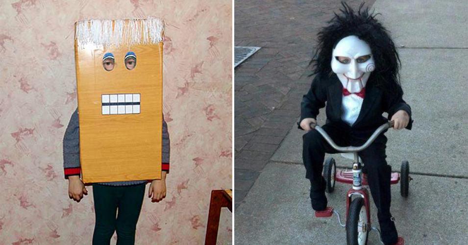 13 детей, которые надолго запомнят свои праздничные костюмы