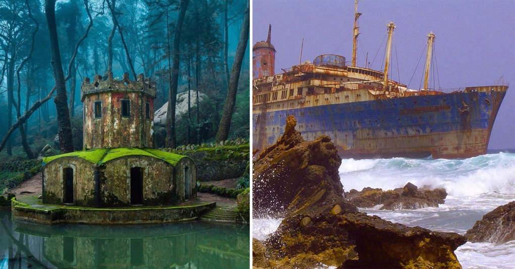 22 места, покинутых и забытых людьми