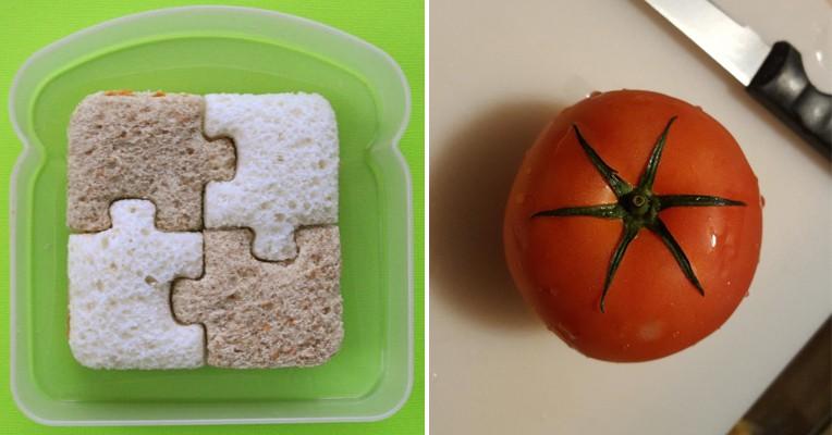 27 случаев, когда еда должна была бы оказаться в музее, а не на столе