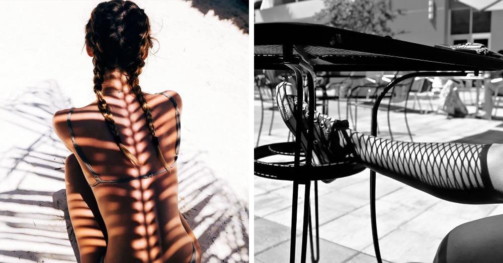 20 креативных фотографий от мастеров, которые знают, как правильно использовать тень