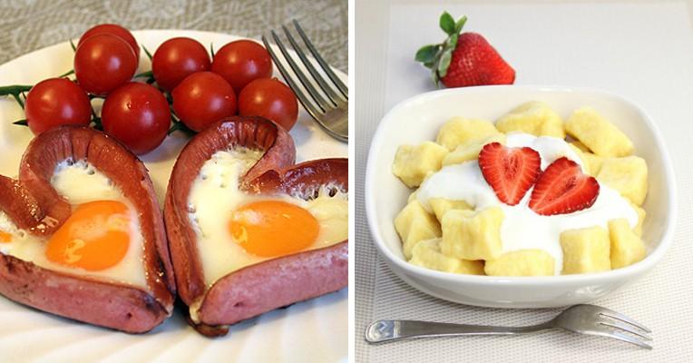 10 вкуснейших завтраков, которые можно приготовить за 5 минут