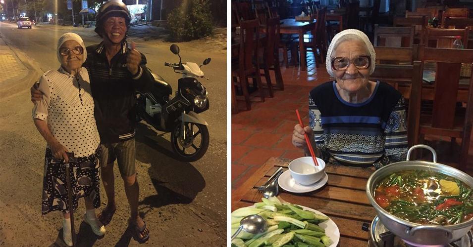 89-ти летняя жительница Красноярска путешествует по миру на свою пенсию