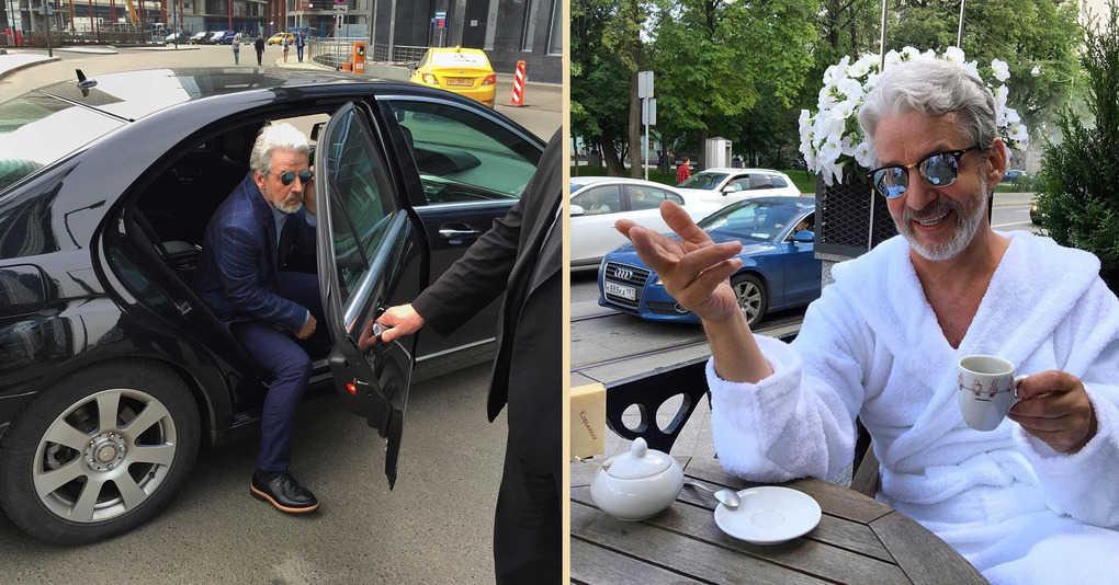Как из химкинского пенсионера сделали «миллионера» в инстаграме