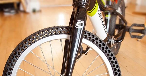 Наконец-то! Велосипедные шины, которые невозможно пробить