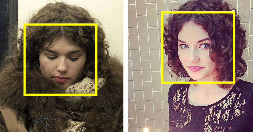 Фотограф использует распознавание лиц, чтобы по снимку найти человека в социальных сетях