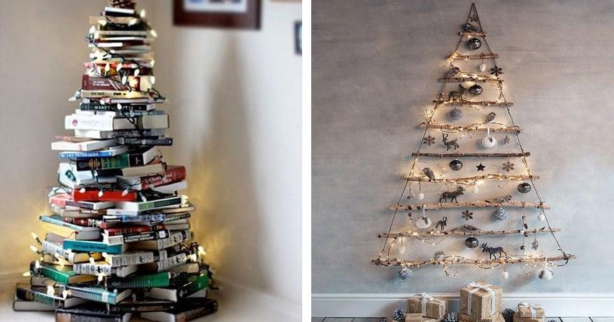 15 самых креативных новогодних елок, от которых гости будут в восторге