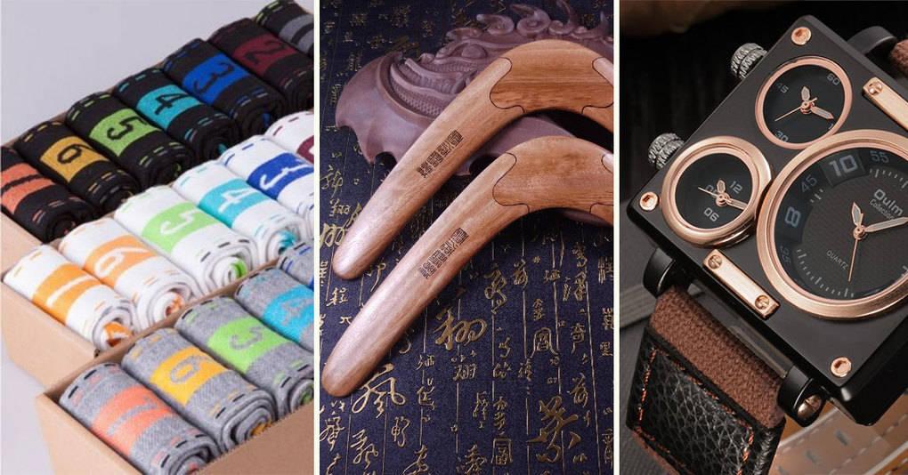 15 крутых подарков на 23 февраля с Aliexpress