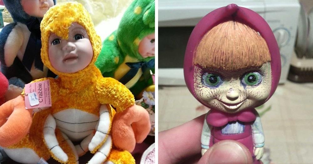 19 игрушек, которые вы никогда бы не купили своему ребёнку