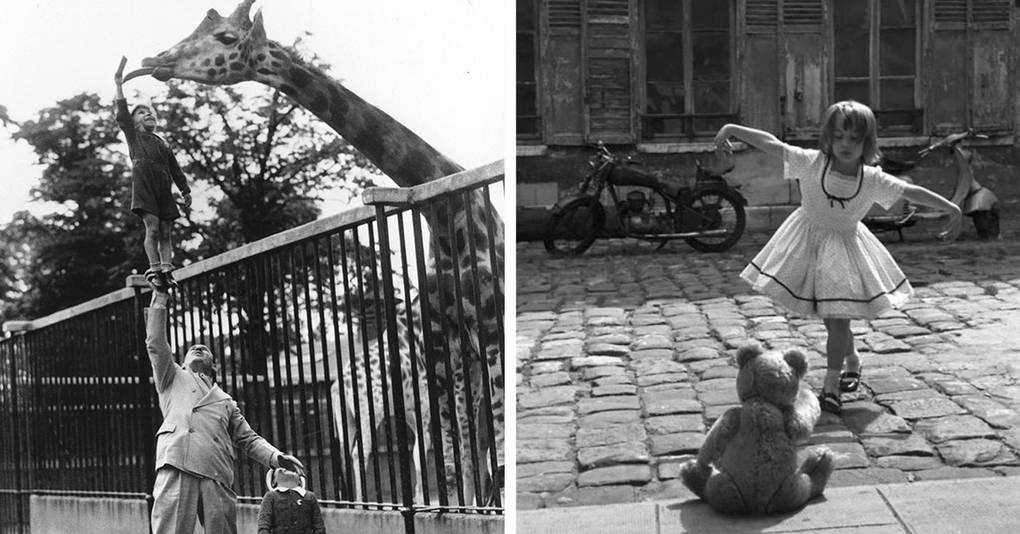 20 фотографий о том, как сильно технологии изменили детство
